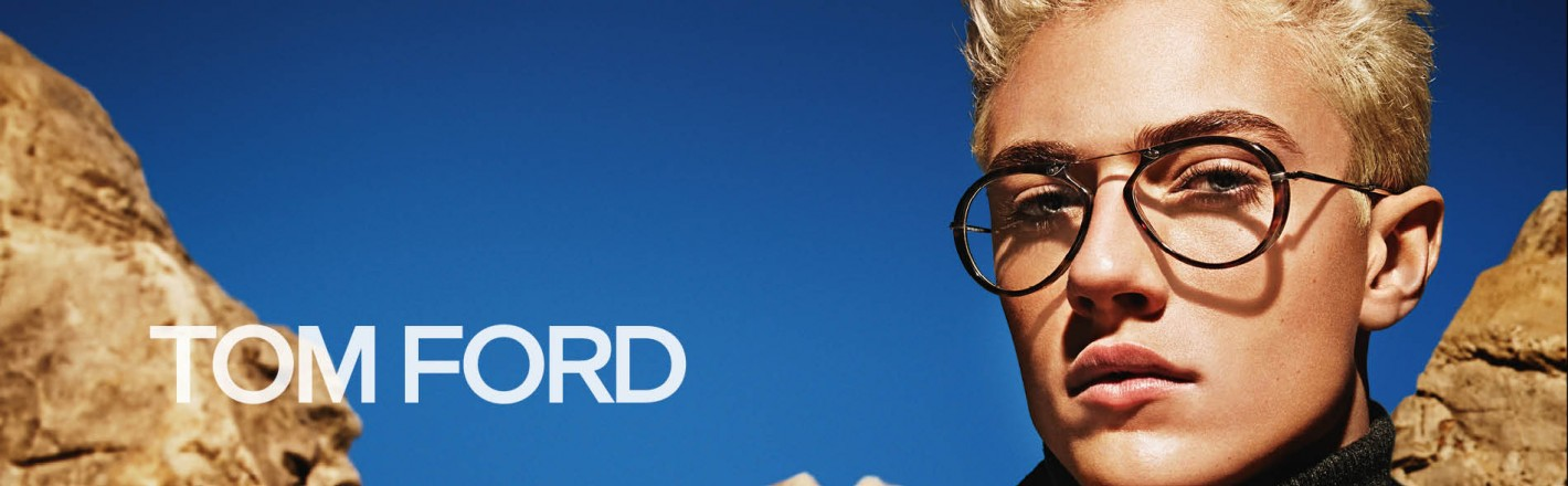 We Stock Tom Ford Frames